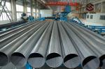 Tube en acier laminé à chaud de cylindre de gaz d'api St52 DIN1629 St52 DIN2448 pour la construction