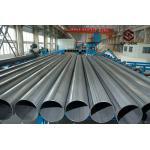 Tubo de aço laminado a alta temperatura do cilindro de gás do API St52 DIN1629 St52 DIN2448 para a construção
