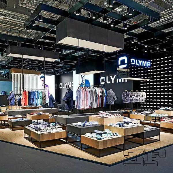 Retail Men Clothing Store Interior Design Display For Sale Men Clothing Display Furniture Manufacturer From China 105575134