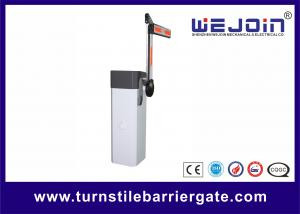 China Modern Style Intelligent Parking Automatic Barrier Gate for Access Control on sale