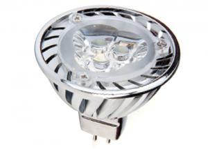 China hight power CREE Aluminium MR16 GU10 AC/DC12V 3*1W 330Lm white LED spotlight TL-SL103-CW w on sale