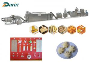 China Food Corn Puff Snacks Making Puff Snack Machine With Highly Performance on sale