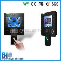Advanced time calculations Time clock device Bio-Iclock3500