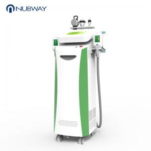 China Women men body slimming body shaper machine Cryolipolysis RF Cavitation on sale