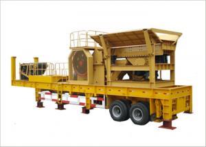 China Comprimento móvel ERMG938E69 do transporte da planta 11900MM do triturador de maxila do transporte de correia on sale