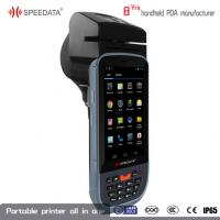 3G Sim Portable Laser Printer Thermal PDA Data Collection USB Interface