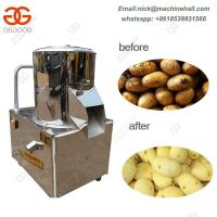 China Potato  Peeling  Washer Machine on sale