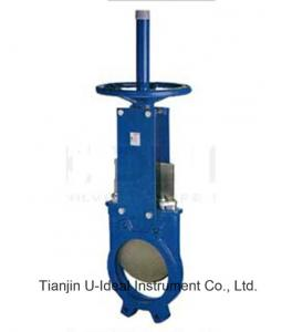 China Replaceable Seat Knife Gate Valve on sale