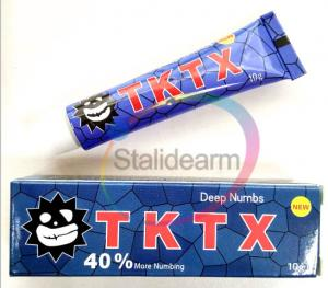 Quality Tktx 40 Deepest Numb Special Effects Anesthetic Strong Cream For Tattoo