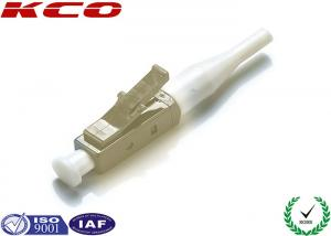 China Fiber Optic Cable LC Connector 0.9 mm Mutilmode Fiber To The Home High Precision on sale