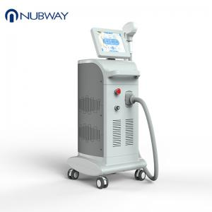 China new trending 2018 12*20mm big spot size triple laser hair removal wavelengths diode laser hair removal price supplier