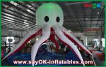 Tentacle Hanging Led Giant Inflatable Octopus Energy Saving Multi-Color