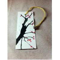 China Printed Waterproof 3D Lenticular Bookmark pvc pp pet 3D lenticular anime bookmark with tassel on sale