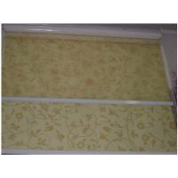 Blackout Double Electric Roller Blind for Apartment Inside Outside