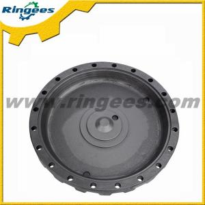China Hyundai R220-5 excavator travel reduction gearbox cover, covers for excavator gearbox on sale