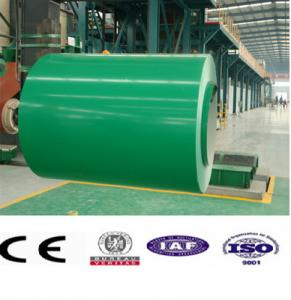 China Color Coated Steel Coil /Roll/Printed Prepainted Steel Coil Cheap Roofing Materials on sale