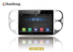 China Android Car Stero HD Screen Wiht Canbus / Rds / Full Touch For Vw Tiguan 2013 on sale