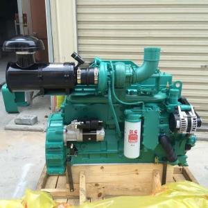 China Electronic Control G Drive Cummins Turbo Diesel Engine Motor 150KW 6CTA8.3-G2 on sale