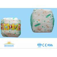 Sticky Tape Newborn Disposable Nappies Child Diapers For Boy / Girl