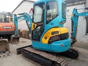 China Kubota U35 Used Mini Excavator For Sale on sale