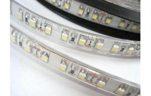 China 5m 12v RGB Led Strip Lights Waterproof High Power Led Strip 120leds / M on sale