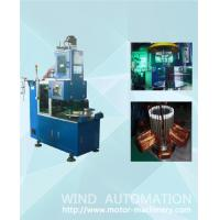 China Ventilador Ocilante table fan pump compressor stator automatic coil winding making machine on sale