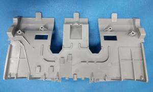 China Injection Molded Plastic Parts ABS Material Use For Bank Machine Interior Parts on sale