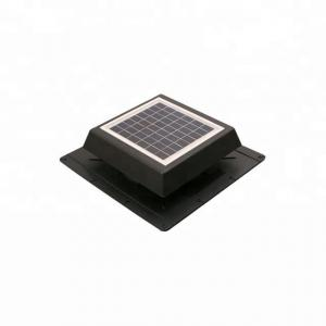 China 8W 8IN Low Watt Solar Attic Vent Fan for air exhaust on roof on sale