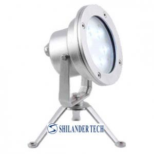 China High efficiency 18W / IP68 / 50000 hours Submersible LED Underwater Pool Lights SLD-UW05 on sale