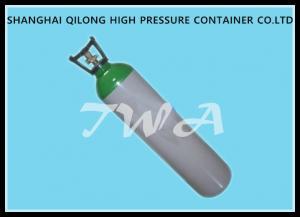 China SRGT -LA 20L High Pressure Aluminum Gas Cylinder L Safety Gas Cylinder for Medical use on sale