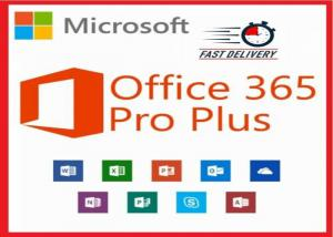 China Digital Microsoft Office 2019 Key Code Prefessional Plus 5 Devices Lifetime Account on sale