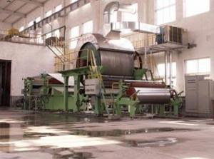 China TOILET PAPER MACHINE,type 787mm-1200mm small toilet paper making machine price on sale