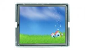China 17 Inch Au1250 400 500 700MHz / 512KB NOR Flash Industrial TFT LCD Touch Monitor on sale