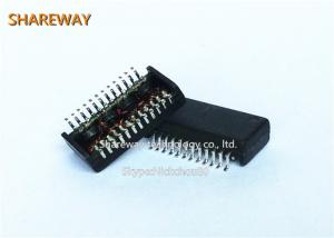 China 4 core ethernet isolation Transformer Magnetics H6096FNL for SMD Flexible PCB on sale