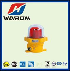 China IP65 3W ATEX IECEx LED aluminium explosion-proof caution spotlight fittings BJD on sale