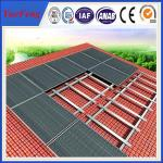 Roof standard solar mount,Aluminium Alloy Solar Roof Mounting