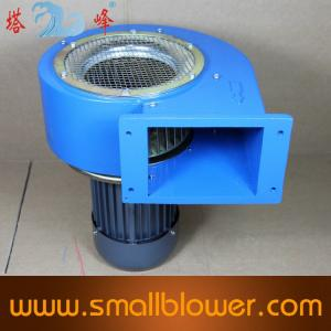 China 370w DC motor cooling fan blower small high-speed low-noise medium pressure centrifugal fan on sale