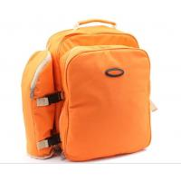 Fashion Orange Picnic Bag/Deluxe Four Person Backpack odm-y1
