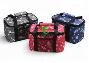 China Small Oxford Kids / Baby Thermal Bag Portable Outdoor Shoulder Cooler Bag on sale