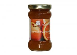 China Healthy Fresh Fruit Jam Cherry Jam for bread toast breakfast , bottle and tin package on sale