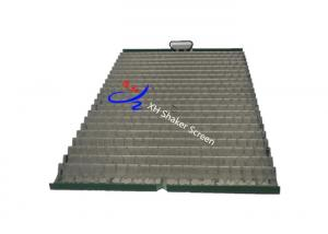 China RDX Reduce Operators Drilling Costs Longer Screen Life Shale Shaker Screen For Drilling Rig on sale