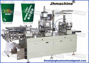 China Hot sale PP Transparent Sheet Mould Easy Changable Automatic Plastic Lid Machine on sale