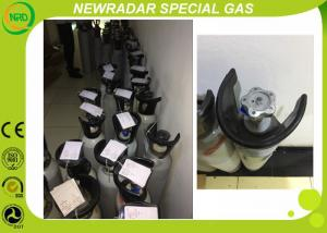 China 99.999% CAS 10102-44-0 Nitrogen Dioxide Gas For Vehicle Exhaust , Boiler Emissions on sale