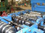 50mm 3p 40Cr Light Steel Frame Roll Forming Machine