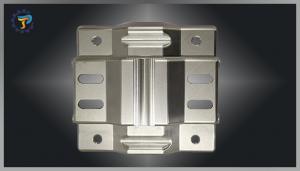 China 4-Axis cnc machining custom die cast aluminum led bulb light housing on sale