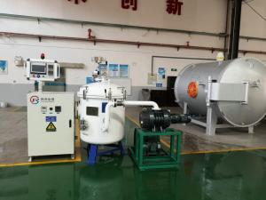 China High Temperature Laboratory Graphitization Furnace For Graphene Sintering on sale