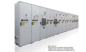 China ABB ACS800 INVERTER industrial drives ACS800-04M-0400-3 on sale
