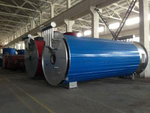 China Electric Wood Fired Thermal Oil Boiler High Temperature for Industrial on sale