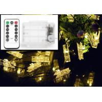 China 6 M 30Leds Battery LED String Lights on sale