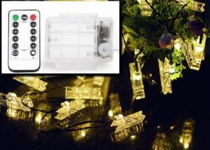 China 6 M 30Leds Battery LED String Lights on sale